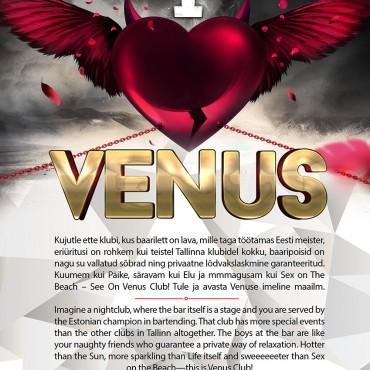 I LOVE VENUS