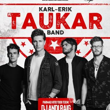 KARL-ERIK TAUKAR BAND LIVE