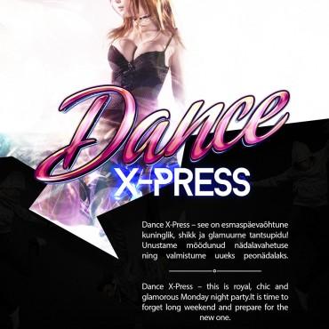 DANCE X-PRESS
