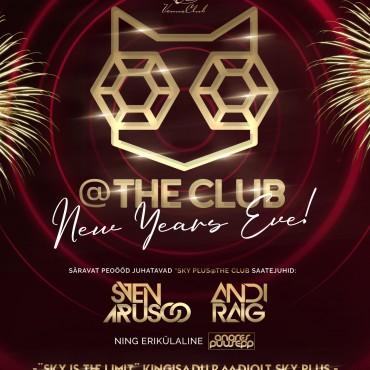ERIÜRITUS: SKY PLUS @THE CLUB! – NEW YEARS EVE!