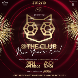 NEW YEARS EVE PARTY @VENUS CLUB