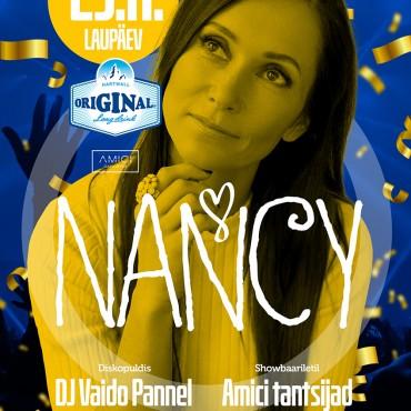 NANCY LIVE