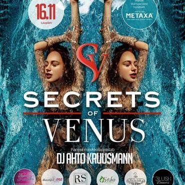 SECRETS OF VENUS