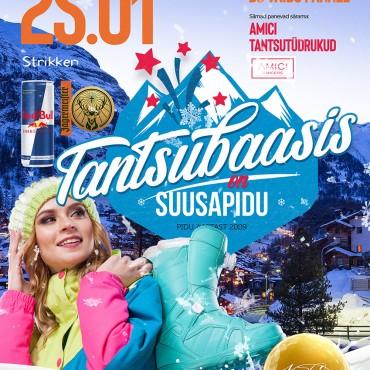ICEPEAK ESITLEB: TANTSUBAASIS ON SUUSAPIDU