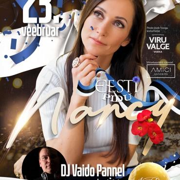 ESTONIAN PARTY – NANCY LIVE