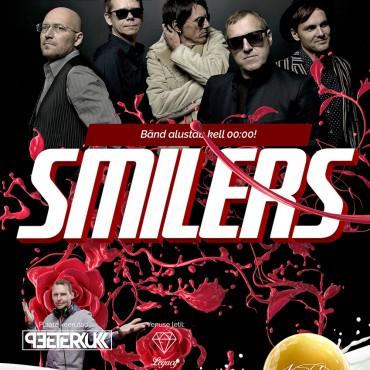 SMILERS LIVE
