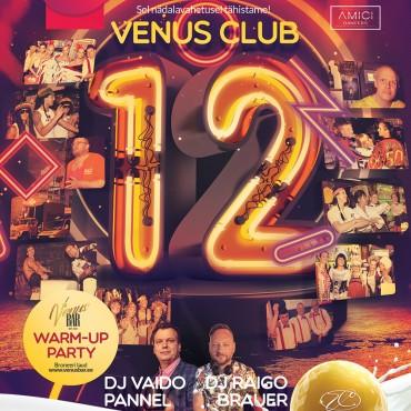 ERIÜRITUS: VENUS CLUB 12!