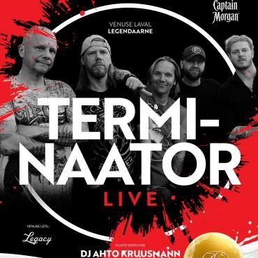 TERMINAATOR LIVE